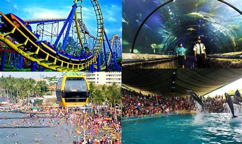 tempat rekreasi populer  jakarta destinasi wisata domestik