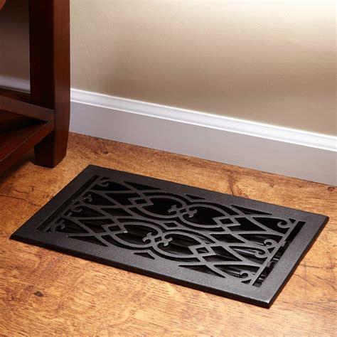 cast iron floor l wicker style cast iron floor register hardware