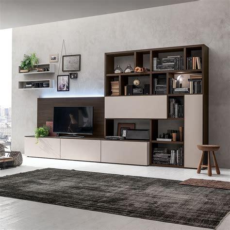 libreria soggiorno moderno soggiorno moderno alen