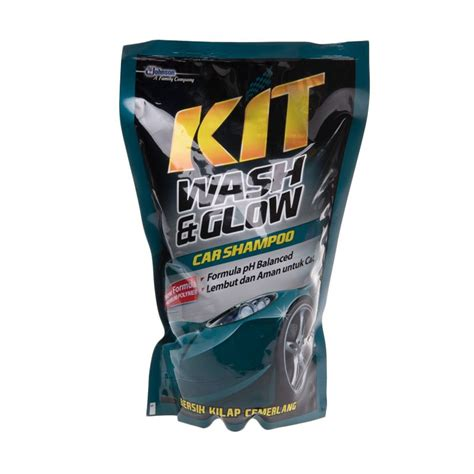 kit wash wax car shoo 800 ml update harga puris a66 showroom glow touch gallon