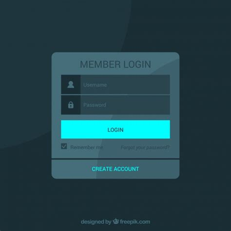 layout login download button vectors photos and psd files free download