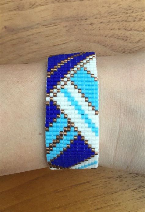 delica bead patterns 4001 best images about bead loom and patterns on