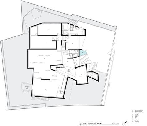 Gallery Of In Progress Daeyang Gallery And House Steven Y House Steven Holl Floor Plans