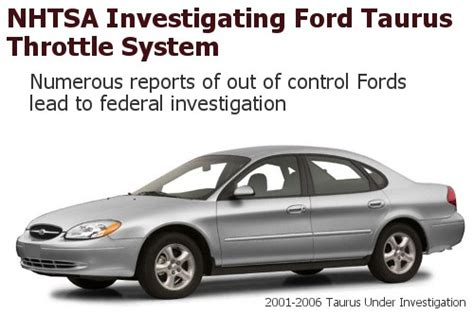 electronic throttle control 2012 ford taurus parking system which is better electronic or mechanical throttle controls ford taurus throttle investigation
