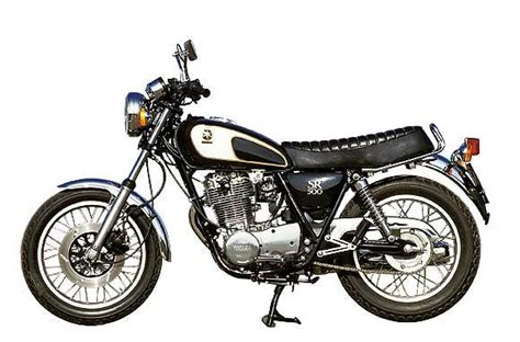 Schnellstes Einzylinder Motorrad by Kultbike Yamaha Sr 500 Motorrad 08 2012 Motorradonline De