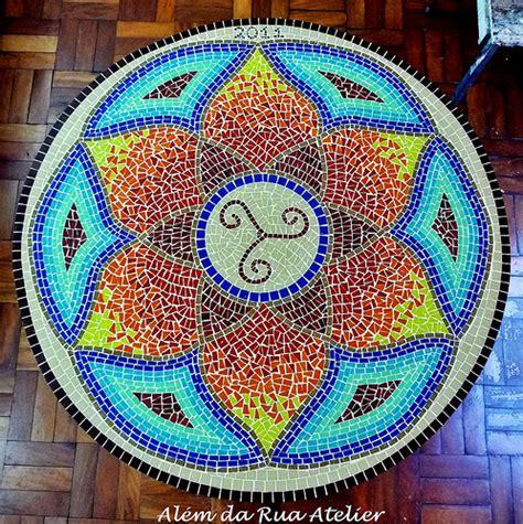 azulejo significado mandala em mosaico piso em mosaico esta mandala mede