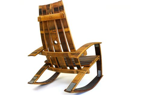 Wine Barrel Chair by Wine Barrel Rocking Chairs Hungarian Workshop
