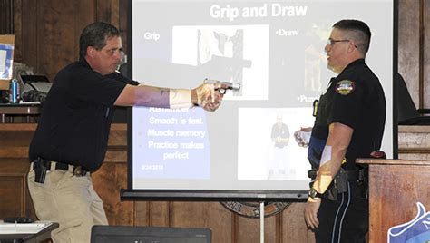 Picayune Arrest Records Firearm Safety Course For Held Picayune Item