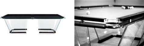 costruire tavolo biliardo salone mobile 2015 l elegante tavolo da biliardo di
