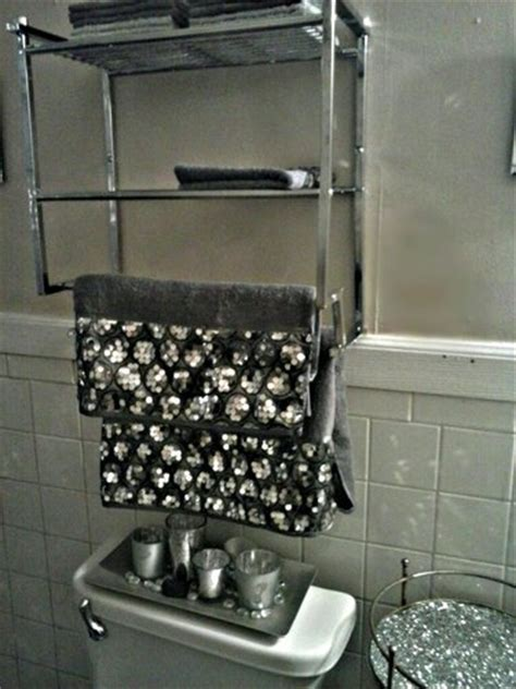 sinatra silver bathroom set amazon com popular bath quot sinatra silver quot 3 piece towel