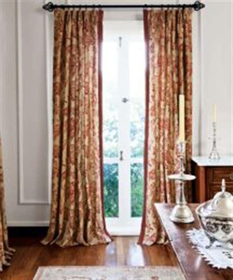 smith and noble drapes parisian pleat drapery custom window treatments