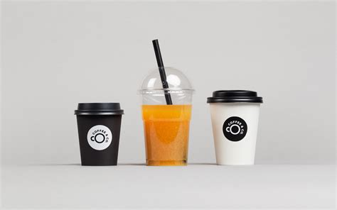 coffee shop branding design new brand identity for coffee co by bond bp o