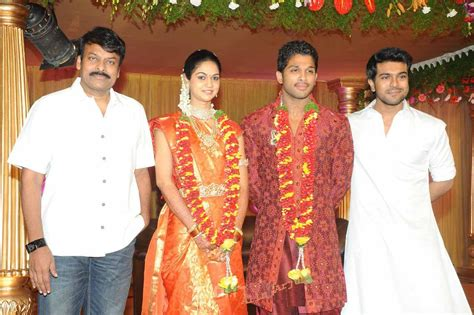 New Marriage Photos by Allu Arjun Marriage Unseen Photos Hd Wallpapers