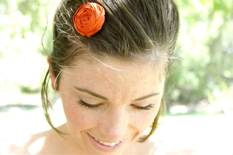 halloween themed hair accessories handmade wedding finds for halloween themed i dos orange