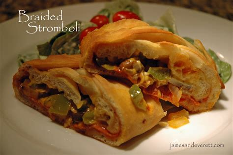 a stromboli braided stromboli what s cooking