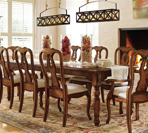 Dining Table Centerpiece Pottery Barn Astonishing Design Pottery Barn Dining Table