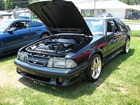 Fox Body Custom Interior Ford Mustang Svt Cobra Wikipedia