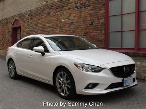 mazda 6 white 2014 2014 萬事得 mazda6 gt review cars photos test drives and