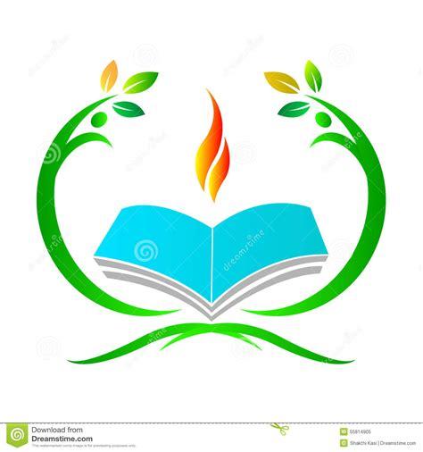 design logo education education logo stock vector illustration of abstract