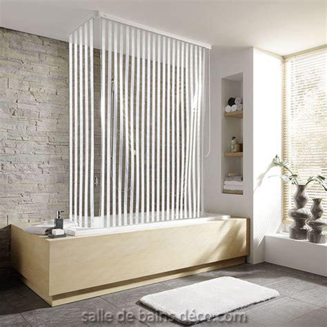 rideau baignoire d angle rideau de baignoire store d angle stripes