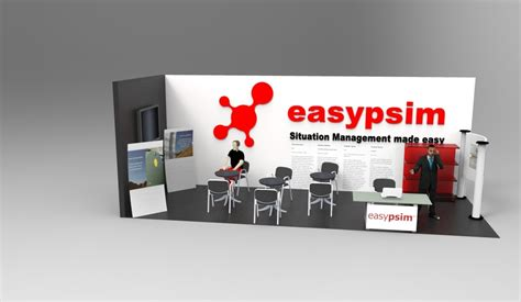 sketchup booth design tutorial exibition stands booths sketchup 3d cad model grabcad