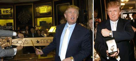 donald trump watch who wears what watch donald j trump