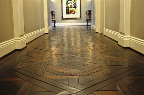 Allegheny Mountain Hardwood Flooring   Unique Designs