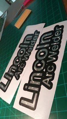 lincoln welder stickers 1000 images about vinyl decals of on