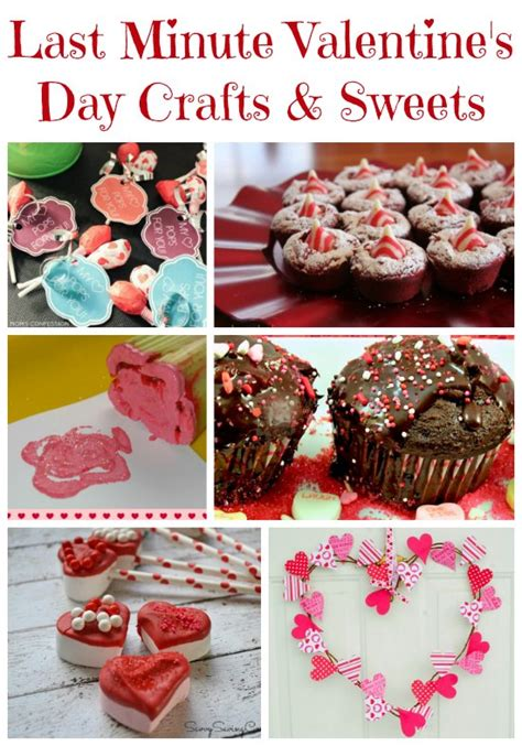 last minute valentines last minute s day crafts and