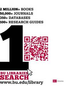Bu Search Using The Bu Libraries Search 187 Bu Libraries Boston
