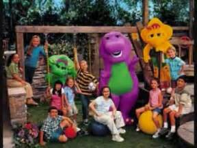 barney friends songs