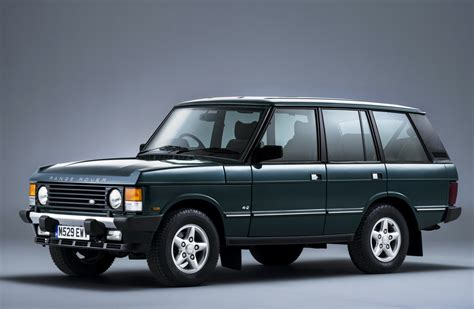 land rover models range rover looks back at two decades of autobiography