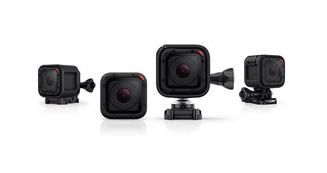Gopro Cube gopro introduces new hero4 session cube ludacus