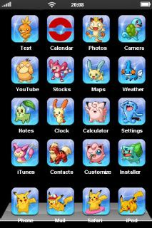mobile themes of movies download pocket monsters apple theme mobile toones