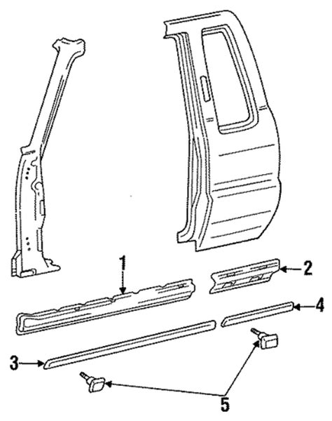 Parts For 1988 Toyota Rocker For 1988 Toyota