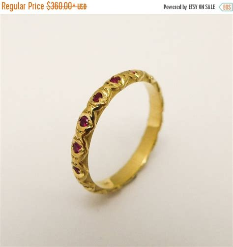 on sale ruby engagement ring unique engagement ring