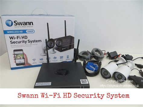 swann wifi hd security system kit review et speaks from home