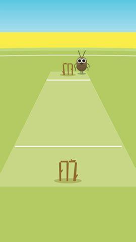 doodle cricket icc chions trophy 2017 doodle doubles as