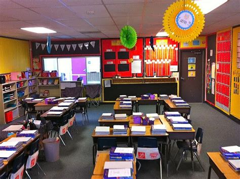 classroom layout 4th grade 809 best images about bright colored classrooms decor