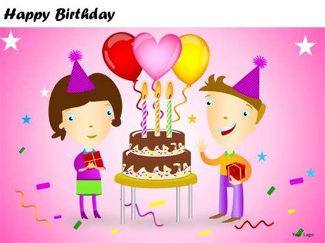 happy birthday powerpoint design professional powerpoint design cake ideas and designs