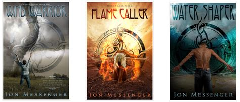 Wind Warrior World Aflame by Book Wind Warrior By Jon Messenger Promo And