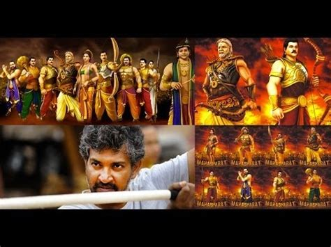 film mahabarata gratis bahubali 2 movie director ss rajamouli next film