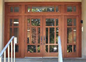 Exterior Back Door Styles Hints On Buying Craftsman Style Entry Doors Interior