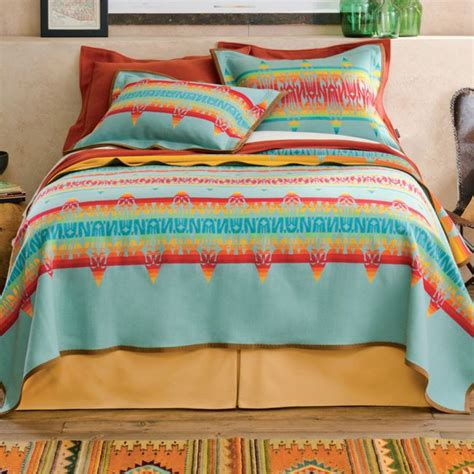 pendleton bedding sets coyoacan bedding collection western design pinterest