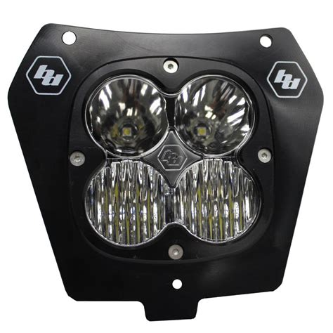 Lu Led Motor Yamaha Mx aomc mx baja designs squadron xl pro led headlight ktm 14 17
