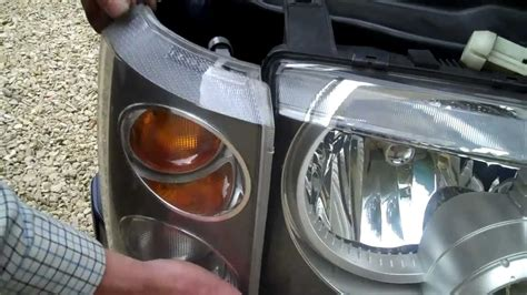 how to change oven light how to remove replace the front light unit on range