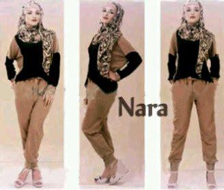 Rok Amanda Overall Spandek Rayon L 85 baju hijabers veeney shop