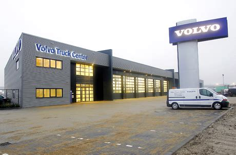volvo truck center nieuwe vestiging volvo truck center alblasserdam