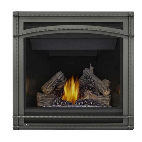Vent Free Gas Fireplace Installation by Napoleon Ascent 36 Direct Vent Gas Fireplace