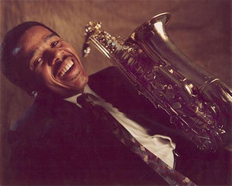 gospel sax player